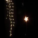 wholesale Light Garlands: LED Bundle Star Length 90cm